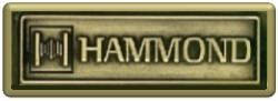 HAMMOND NAME BAGE