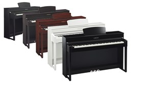 yamaha clavinova clp 535 features. Black Bedroom Furniture Sets. Home Design Ideas