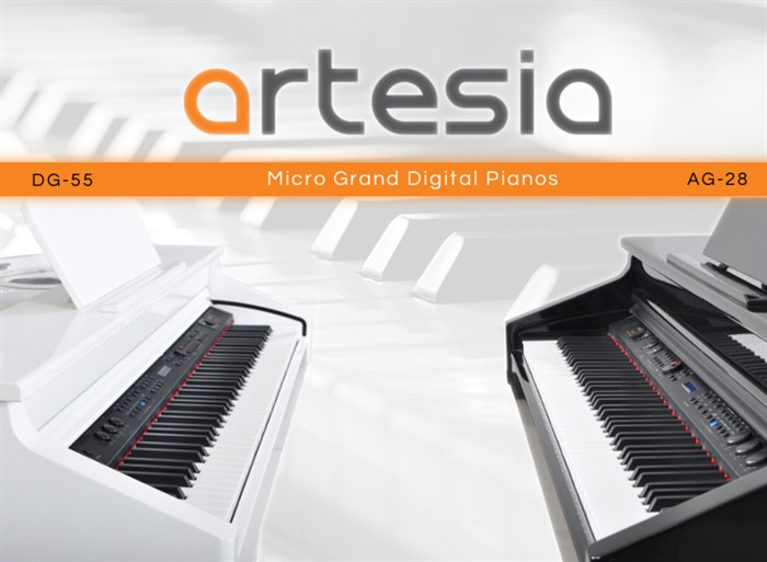 Artesia Digital Pianos