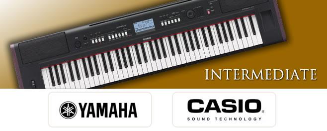 intermediate yamaha piaggero np series prestige pianos. Black Bedroom Furniture Sets. Home Design Ideas