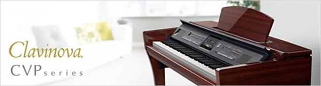 Yamaha clavinova digital pianos clp cvp modus prestige for Yamaha clavinova cvp 601
