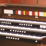 TH300-organ -keyboard