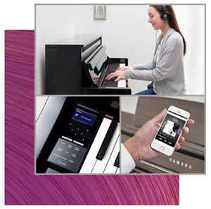 CLP775 Convenience Only Digital Pianos Can Deliver